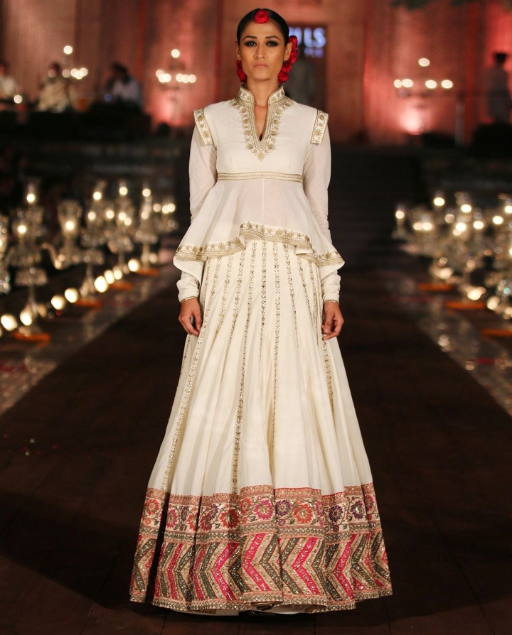 Rohit Bal's Wills SS 15 Gulbagh Coll